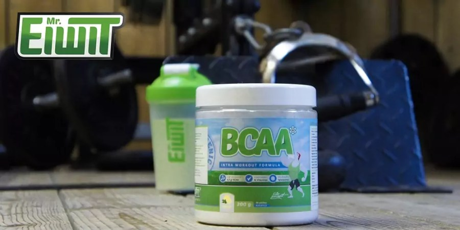 BCAA Intraworkout Formule