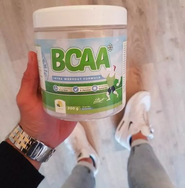 mr. eiwit bcaa review