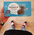 Crunch & Cream Cookies review - Body & Fitshop