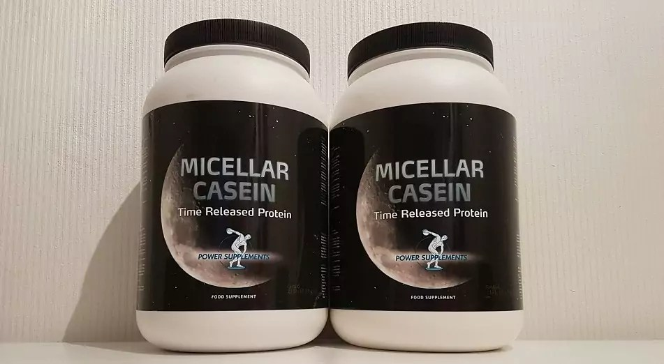 micellar casein review power supplements