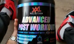 advanced post workout review