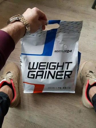 bodylab weight gainer review