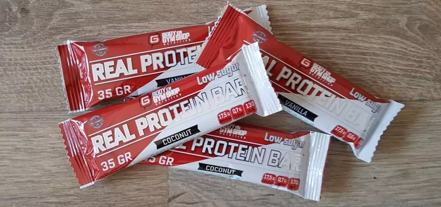real protein bar review