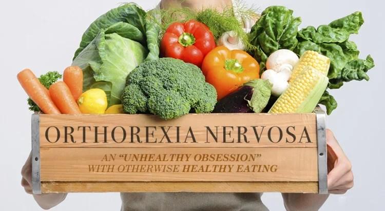 orthorexia eetstoornis