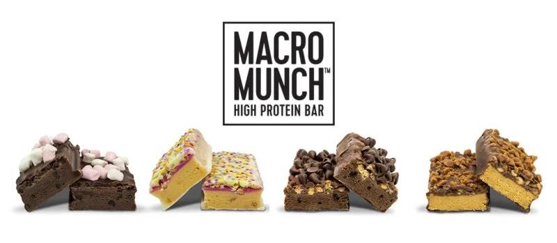 macro munch protein bar review