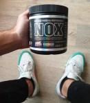 NOX Ultimate Pre Workout review - Body en Gym Shop