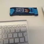 Work Oat Bar review - Body & Fitshop
