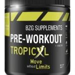 bzg pre workout