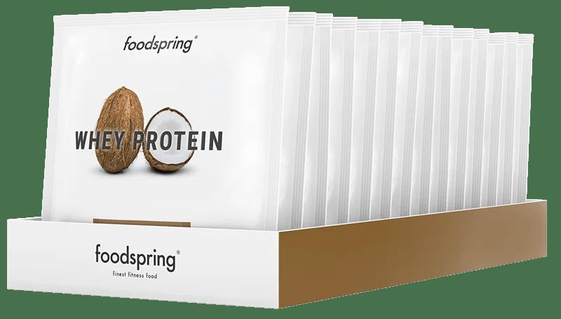 foodspring whey protein ervaring