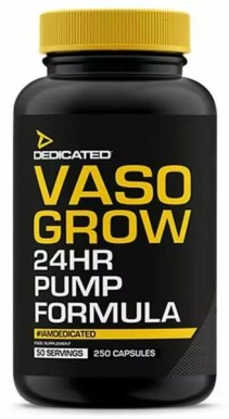 vaso grow dedicated nutrition