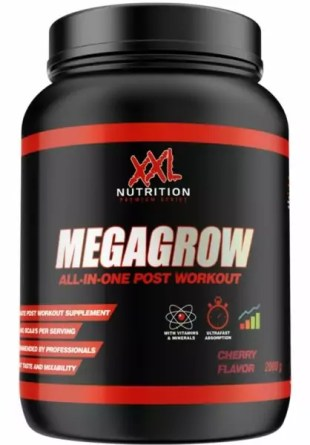 mega grow post workout