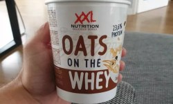 oats on the whey review