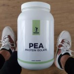 pea protein isolate review