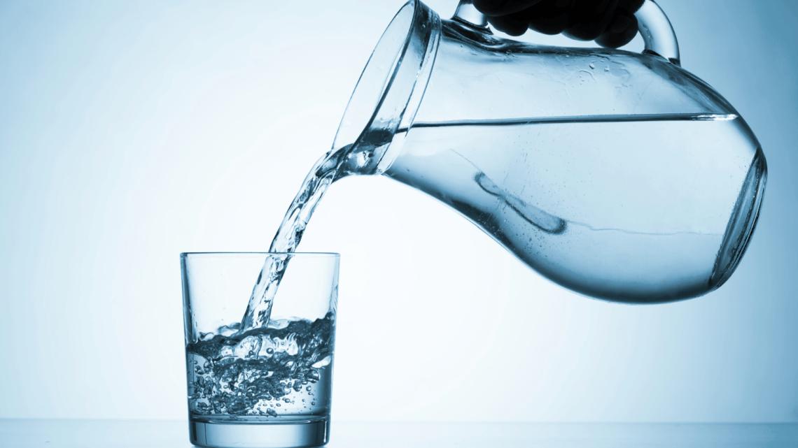 kraanwater drinken