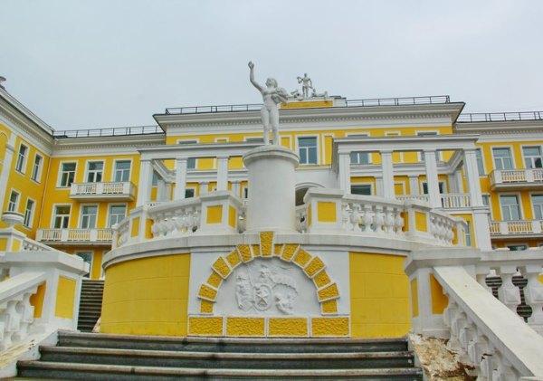 """Военный санаторий """"Океанский"""" во Владивостоке: официальный ..."""