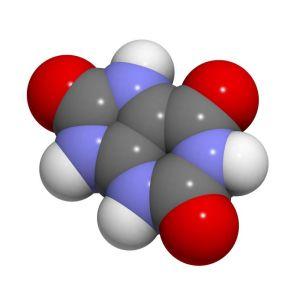 Urine kristallen