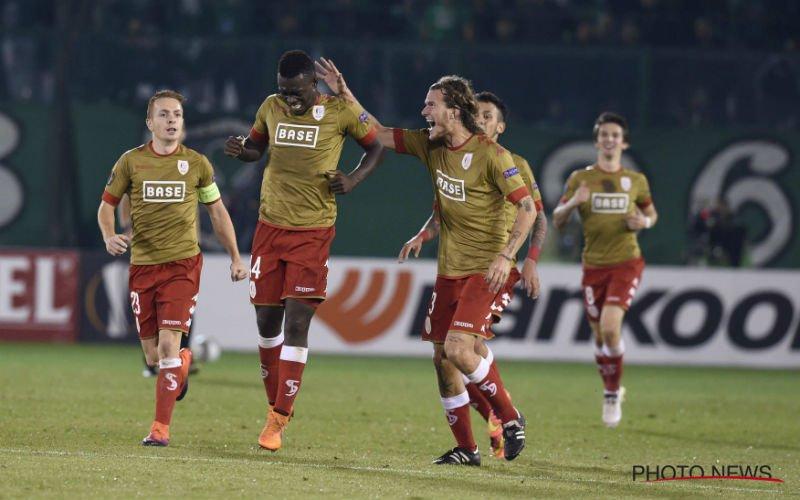 'Standard stuurt speler naar de Serie B'
