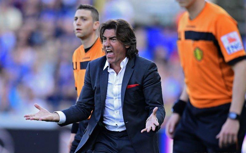 'Sa Pinto neemt gigantisch risico voor de wedstrijd tegen Charleroi'