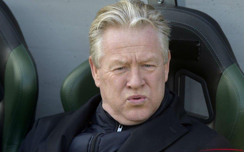 Peter Maes op weg naar Belgische topclub: