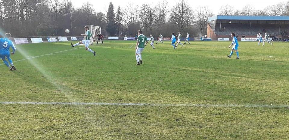 Teveel ontzag FC Zaandam voor koploper Monnickendam