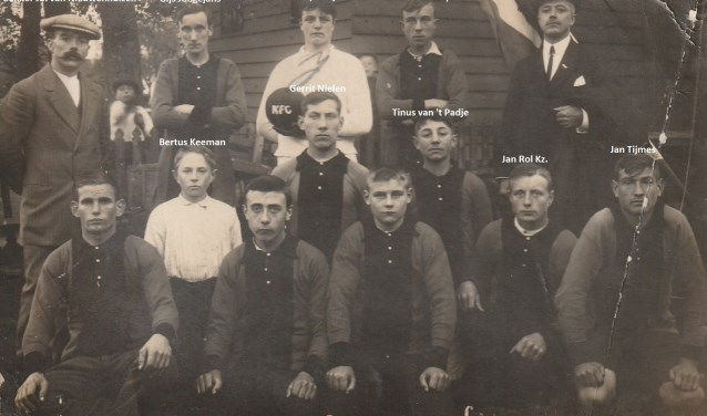 Zaanse voetbalhistorie; Krommeniedijker Boys