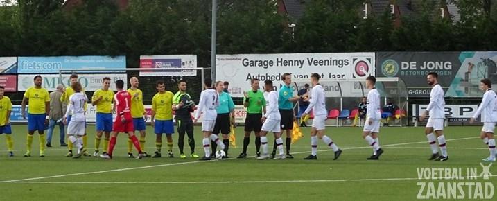 Wormerveerse derby eindigt in 5-1