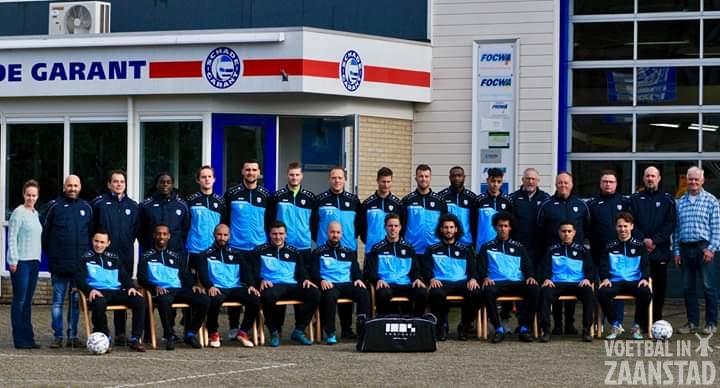 FC Zaandam verliest nipt van titelkandidaat HBOK