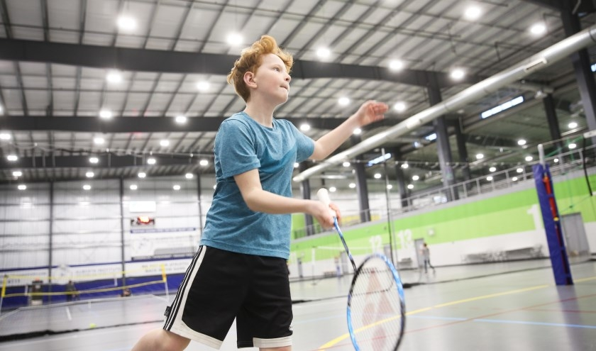 Trainingen bij badmintonvereniging Matchpoint