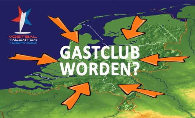 Gastclub worden