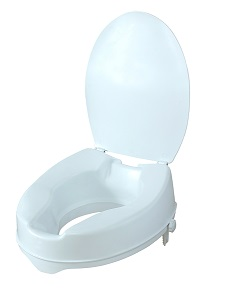 Raised Toilet Seat 10cm Seat 8183 300x237
