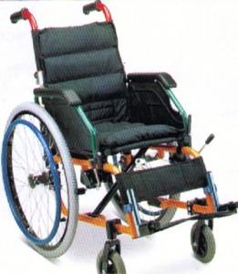 Детска рингова инвалидна количка