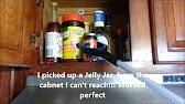 Хващане на предмети в кухнята, видео