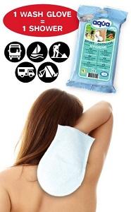 Ръкавица за сухо миене Outdoor Wash Glove