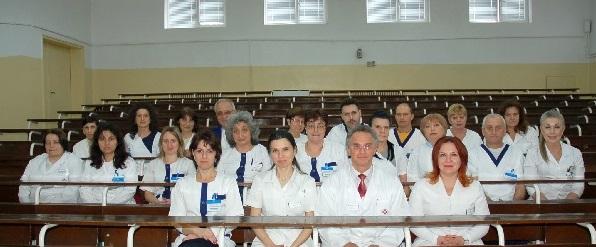 Екип Клиника по физикална медицина и рехабилитация