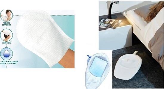 Еднократни хигиенни санитарни изделия
