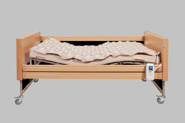 Изображение на Антидекубитален дюшек Minoa до 130кг поставен на електрическо легло