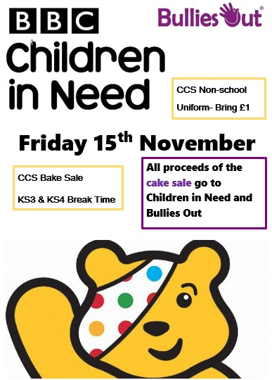 CCS Children in Need 2019