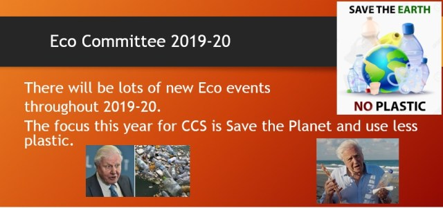 CCS Eco Committee