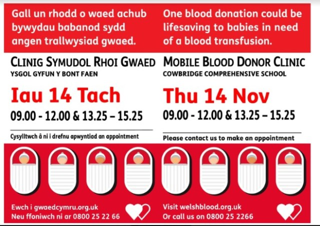 CCS Welsh Blood 2