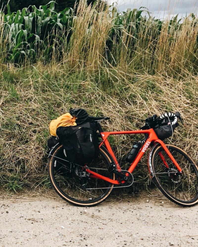Vogel GF-001 gravel bike