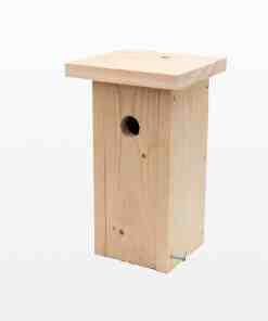 vogelhuisje koolmees