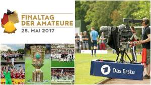 Himmelfahrt: Finaltag der Amateure mit fast allen Landespokalspielen der Landesverbände