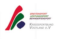 Ideenwettbewerb zur Findung neuer Logos für den KSB Vogtland und die Sportjugend Vogtland