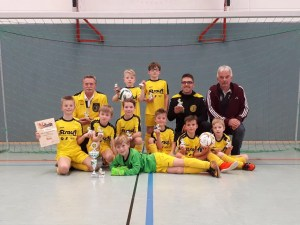 """VFC Plauen gewinnt HKM bei den F-Junioren um den """"fair-play-sport-cup"""""""