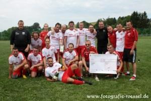 Staffelsieger 2. Kreisklasse, Staffel 4 – VfB Plauen Nord – Herzlichen Glückwunsch