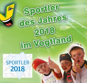 Sportler des Jahres 2018 – zwei Vereine aus dem VFV am Start!