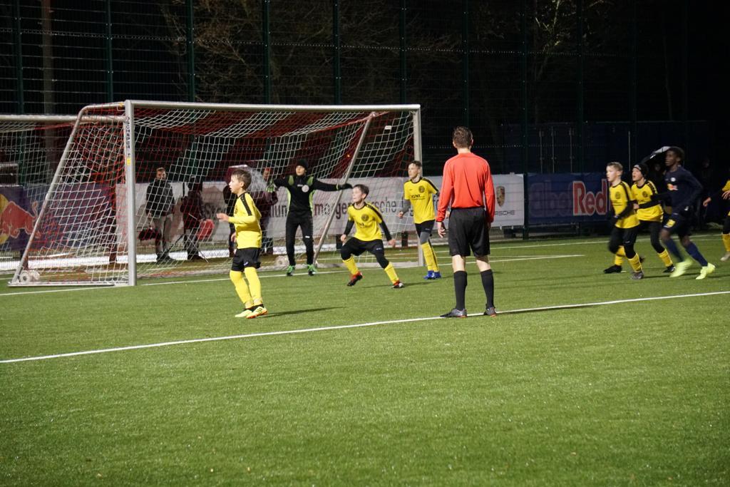 Nachwuchs des VFC mit Unterstützung der vogtländischen Vereine in der Meisterrunde des SFV