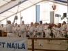 Fanfarenzug Greiz rockt in Naila
