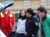 Im Rahmen eines bunten Frühlingsfestes präsentierte sich erstmals die mobile Jugendverkehrsschule des Landkreises Greiz