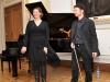 Erhebende »rumeynische Fantasien« im Weißen Saal des Unteren Schlosses Greiz
